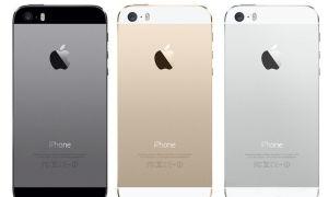 Описание дизайна iPhone 5s и цветовых вариантов к нему