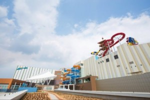 Water Park and Snow Park at OneMount