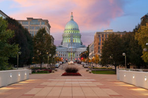 Smaller cities like Madison offer better legal opporunities