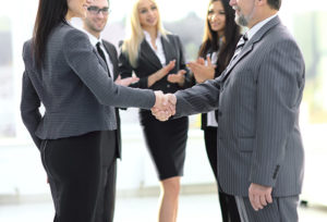 Knowledgeable local legal recruiters