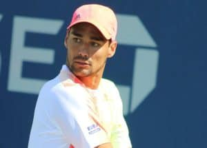 Fabio Fognini was the winner one of the Masters tournament