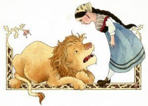 The Lion's Enchantment Story
