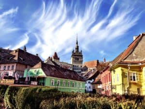 Top 5 Most Stunning Cities in Romania