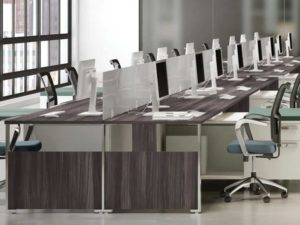 Office Desking & Benching Systems