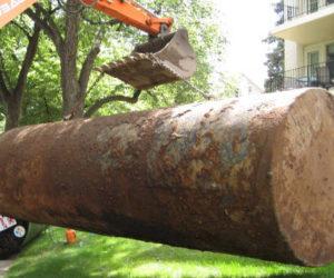 hudson county oil tank removal