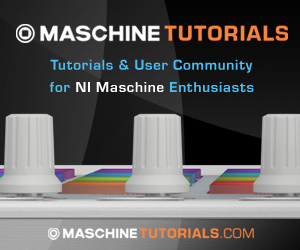 Maschine Tutorials