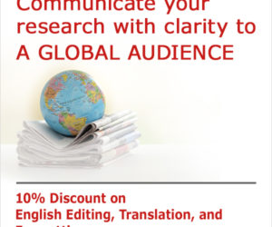 Peer Reviewer Editing Translation Discount