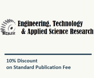 Engineering Technology and Applied Science Research Journal