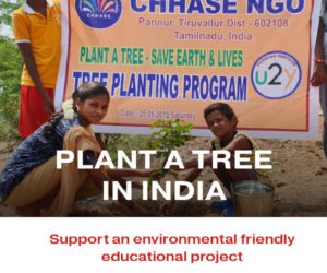 Plant a Tree in India with your Peer Reviewer Credits