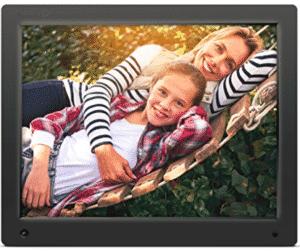 screenshot of nixplay 15 inches digital frame