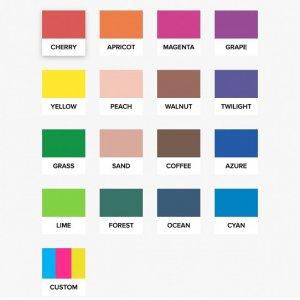 Набор Color Kit смешивание цветов