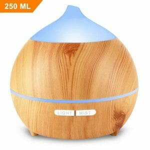 Ultrasonic Diffuser for Essential Oils