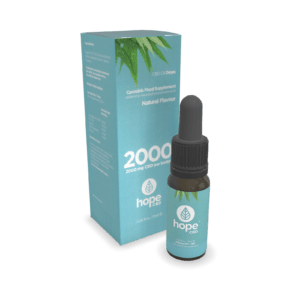 2000mg CBD Oil – 20% CBD Oil