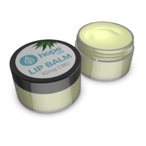 HopeCBD Lip Balm - CBD Skincare - 10mg