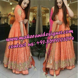best boutique in amloh , anarkali dress