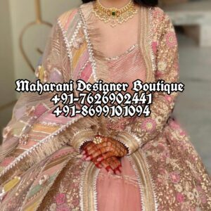 Bridal Lehenga For Reception Party USA Canada UK