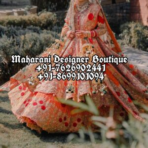 Designer Lehenga For Wedding USA UK Australia