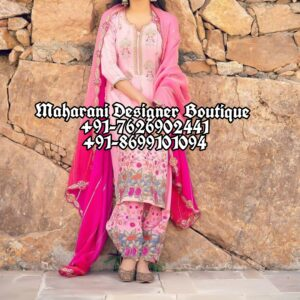 Punjabi Suits Jalandhar Boutique Canada