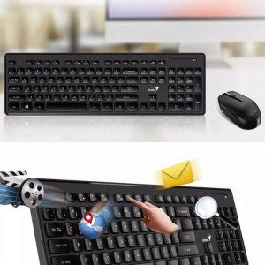 teclado y mouse usb