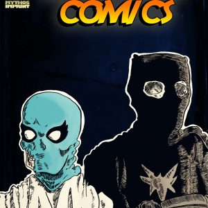 Naked Man Comics #10 Cover