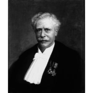 Hermann Snellen - Sehtest Snellen-Sehtafel