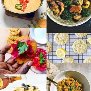 Low-Effort Vegan Recipes by Black Creators