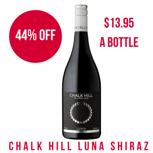 Chalk Hill Luna Shiraz