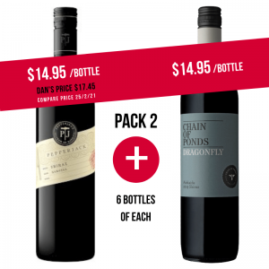Pepperjack Shiraz Pack 2