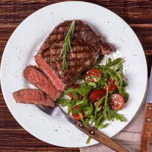 Meals FI - Steak Dinner