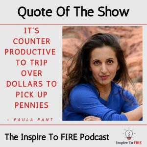 Quote Of The Show Paula Pant
