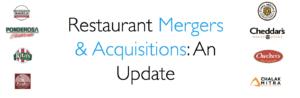 restaurant mergers 2017