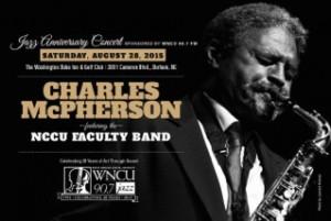 Charles McPherson at NorthCarolina-Central-University-thumbnail