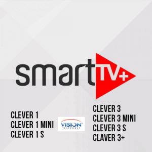Abonnement IPTV Smart+ Vision clever