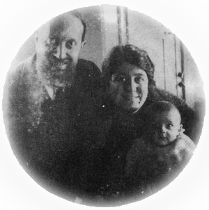 Roberto Assagioli with family