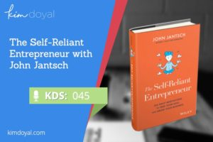 The Self-Reliant Entrepreneur