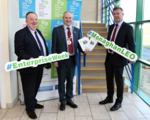 Local Enterprise Office Monaghan announces plans for 'Local Enterprise Week' March 4th-8th 2019