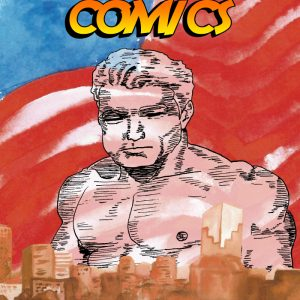 Naked Man Comics #7 Cover