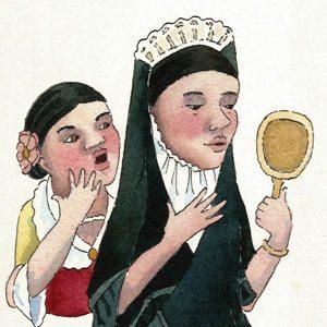 Susu and the Magic Mirror