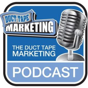 Duct Tape Marketing podcast - Two Trees PPC Blog