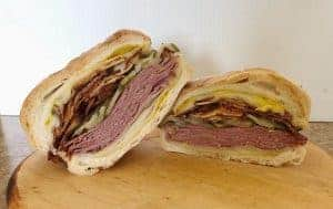Sandwich Special: The Pastrami