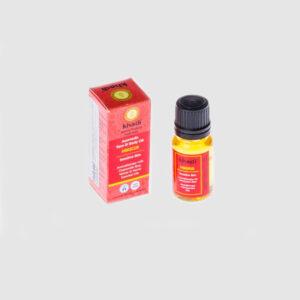 Olejek do twarzy i ciała z hibiskusem Khadi 10 ml