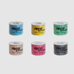 Reco Kinesiology Tape - różne kolory (5cm x 5m)