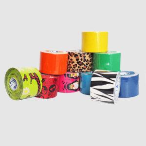 BB Kinesiology Tape - tejpy kolorowe