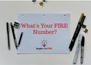 What's My FIRE Number? – Easiest Way To Find Out