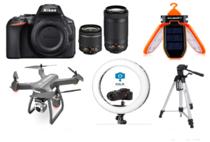 best vlogging equipment