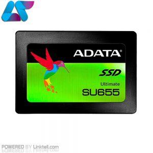 اس اس دی ای دیتا مدل SU655 ظرفیت
