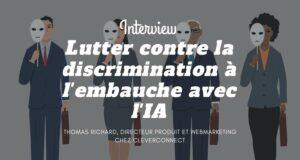 Lutter contre la discrimination à l'embauche avec l'intelligence artificielle