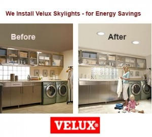 Velux Roof Skylights Salem Oregon