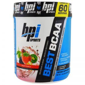 BPI Sports, Best BCAA, 600 g (60 srv)