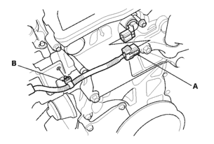 VTC oil control solenoid diagram